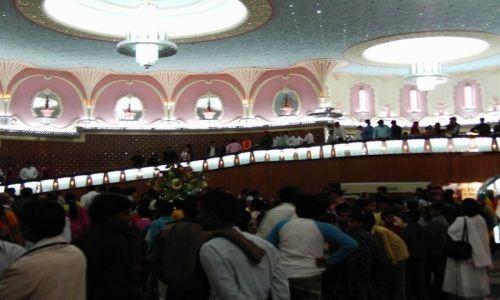 INDIE / Rajasthan / Jaipur / Raj Mandir...bajkowe kino