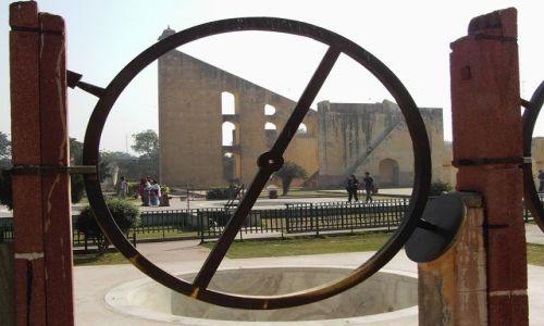 INDIE / Rajasthan / Jaipur / Obserwatorium