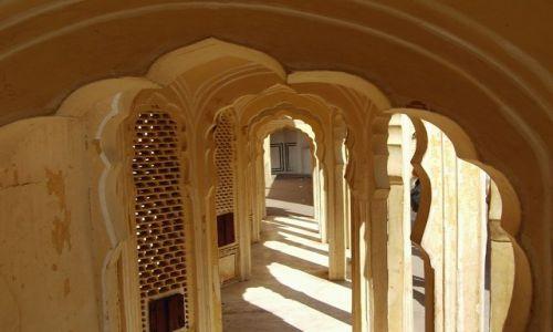 Zdjecie INDIE / Rajasthan / Jaipur / Hawa Mahal