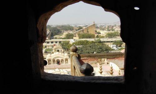 INDIE / Rajasthan / Jaipur / Hawa Mahal