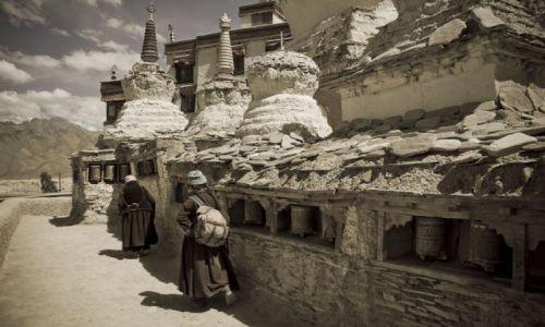 Zdjęcie INDIE / Ladakh / Lamayuru / Lamayuru II