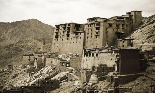 Zdjęcie INDIE / Ladakh / Leh / Pałac w Leh