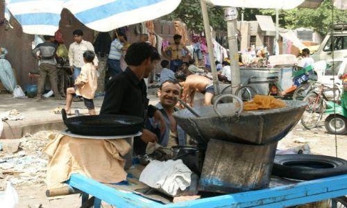 Zdjecie INDIE / Delhi / Delhi / Gar  kuchnia