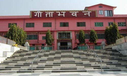 INDIE / Uttaranchal / Rishikesh / schody