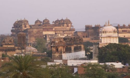 INDIE / - / Orchha / Orchha