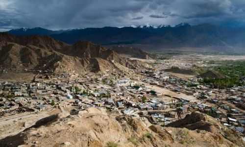 Zdjecie INDIE / Ladakh / Leh - stolica Ladakhu / Leh