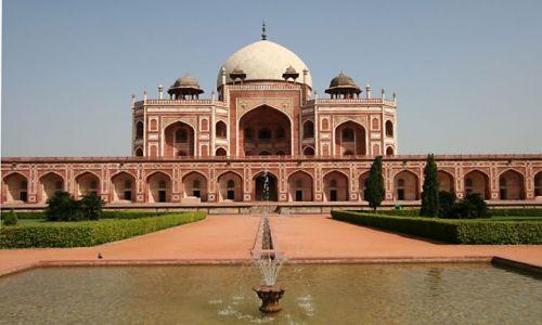 Zdjęcie INDIE / Delhi / Delhi / świątynia