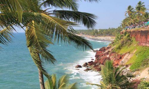 Zdjecie INDIE / Kerala / Verkala / Raj