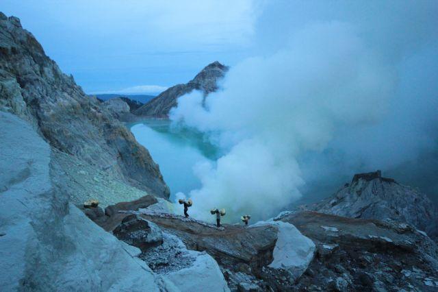Zdjęcia: Jawa, Wschodnia Jawa, Gdzie pieklo spotyka niebo, INDONEZJA