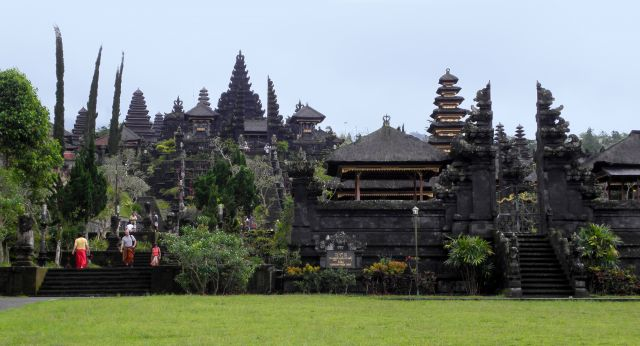 Zdjęcia: Besakih, Bali, Świątynia Besakih, INDONEZJA