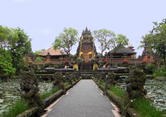 Zdjęcia: Ubud, Bali, Pałac Wodny, INDONEZJA