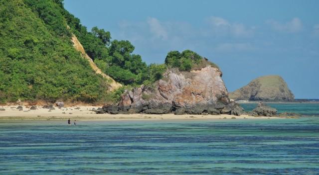 Zdjęcia: Kuta, Lombok, Plaże południowego Lomboku, INDONEZJA