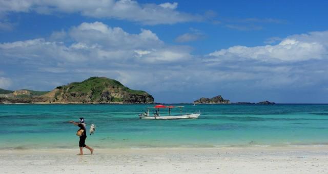 Zdjęcia: Południe wyspy, Lombok, Plaże południowego Lomboku, INDONEZJA