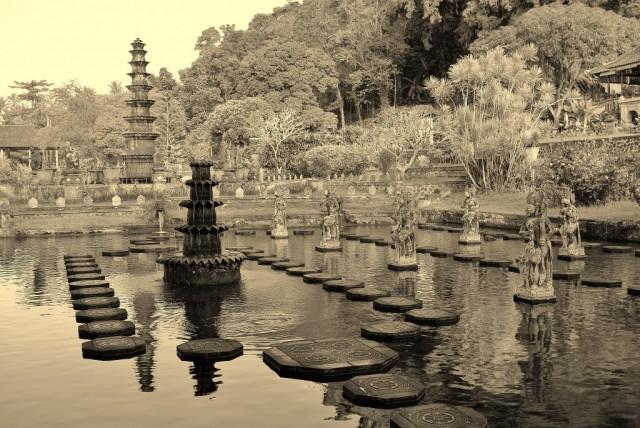 Zdjęcia: Tirtagangga, Bali, Tirtagangga, INDONEZJA