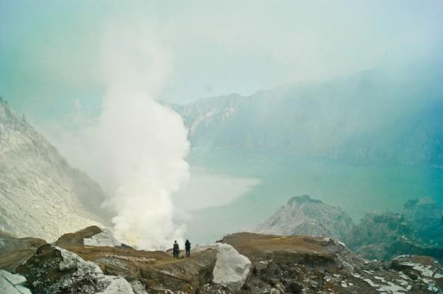 Zdjęcia: Ijen, -Banyuwangi, Wulkan Ijan, INDONEZJA