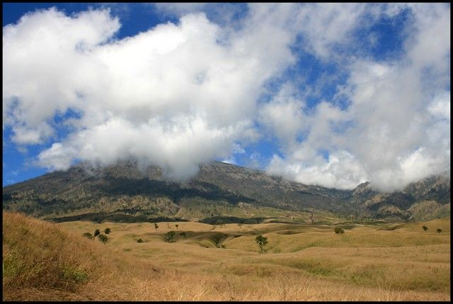 Zdjęcia: Gunung Rinjani, Lombok, spacer w chmurach, INDONEZJA