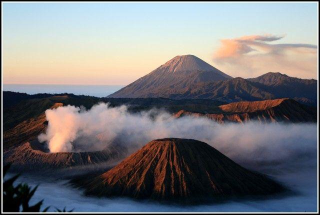 Zdjęcia: Bromo, Jawa, czy tak jest w niebie?, INDONEZJA