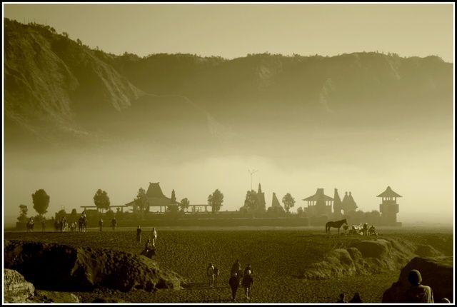 Zdjęcia: Bromo, Jawa, u wrot raju ..., INDONEZJA