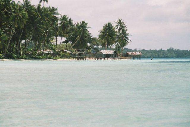 Zdjęcia: Padaido archipelag, Biak, Padaido idyle, INDONEZJA