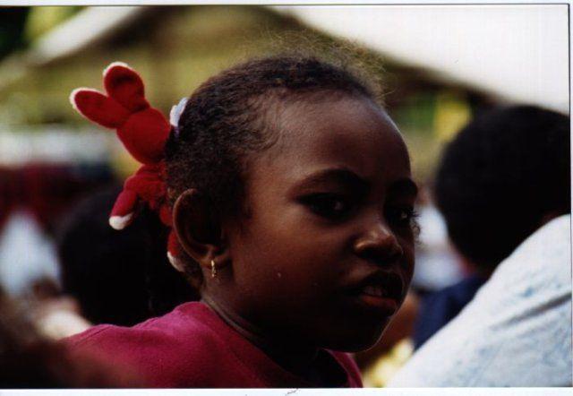 Zdjęcia: Bosnik, West Papua, Zajączek, INDONEZJA