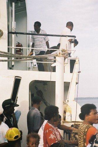 Zdjęcia: Biak Regency, West Papua, Oficer, INDONEZJA