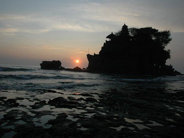 Zdjęcia: Bali, Bali, Świątynia morza, INDONEZJA