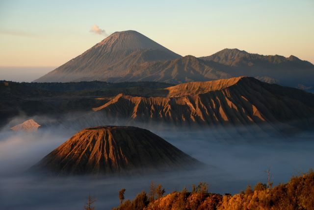 Zdjęcia: Bromo, Jawa, Klasyka , INDONEZJA
