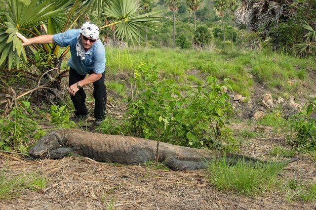 Zdjęcia: Rinca, Park Narodowy Komodo, Komodo 7, INDONEZJA