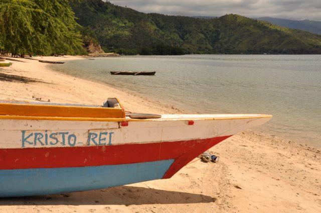 Zdjęcia: Dili, Demokratyczna Republika Timor Leste, plaża Chrystusa Króla w Dili, INDONEZJA
