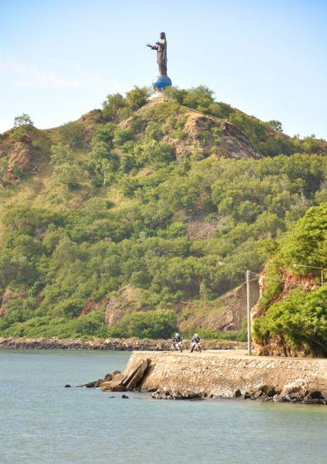 Zdjęcia: Dili, Demokratyczna Republika Timor Leste, Pomnik Chrystusa nad Dili, INDONEZJA