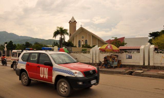 Zdjęcia: Dili, Demokratyczna Republika Timor Leste, Narody Zjednoczone czuwają, INDONEZJA