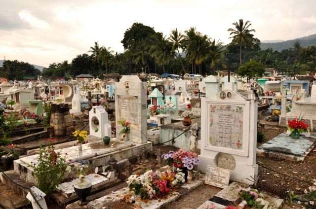 Zdjęcia: Dili, Demokratyczna Republika Timor Leste, Cmentarz Santa Cruz stolicy Timoru Wschodniego, Dili, INDONEZJA