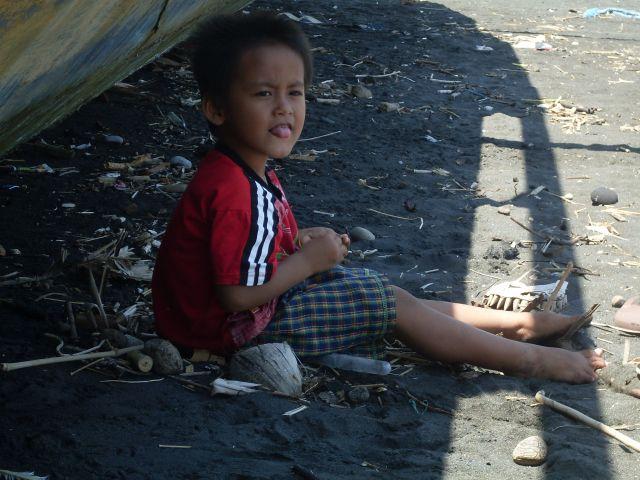 Zdjęcia: Kusamba-Candidasa, Bali, ... mała sjesta ...., INDONEZJA