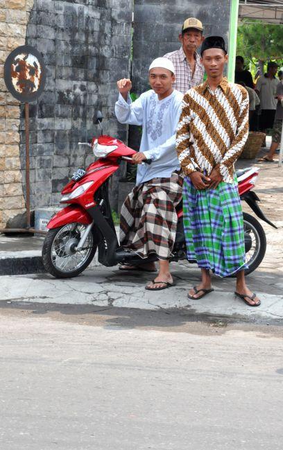 Zdjęcia: Yogyakarta, Java Centralna, Idul Adha 1431, INDONEZJA