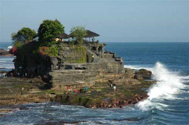 Zdjęcia: Pura Tanah Lot, Bali, Świątynia Tanah Lot, INDONEZJA