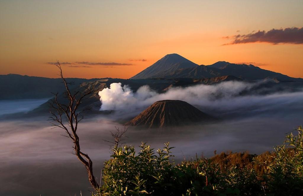 Zdjęcia: Wschodnia część wyspy, Jawa, Wulkan Bromo, INDONEZJA