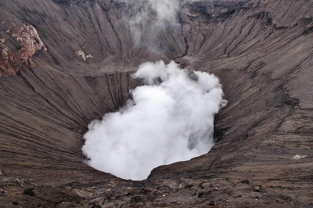 Zdjęcia: Wulkan Bromo, Jawa, Konkurs - W czeluści, INDONEZJA