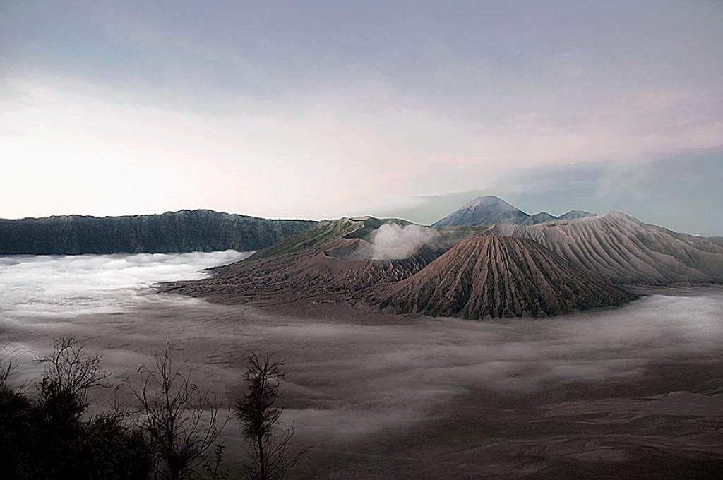 Zdjęcia: wulkan Bromo, Bromo, INDONEZJA