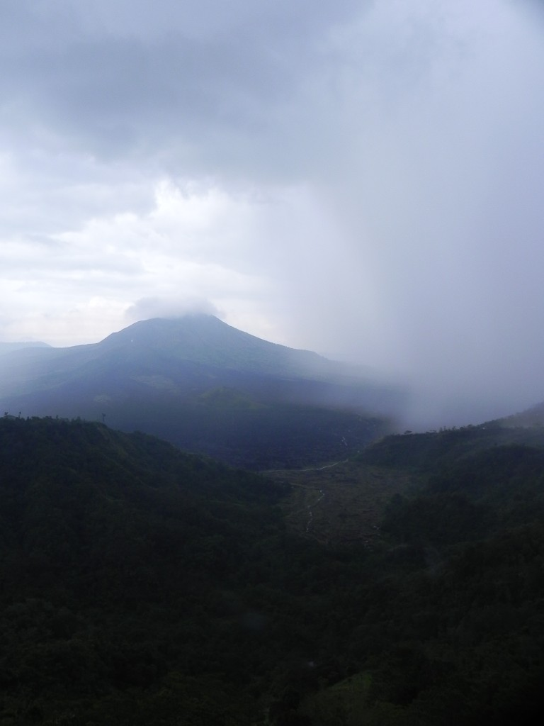 Zdjęcia: .., Bali, wulkan, INDONEZJA