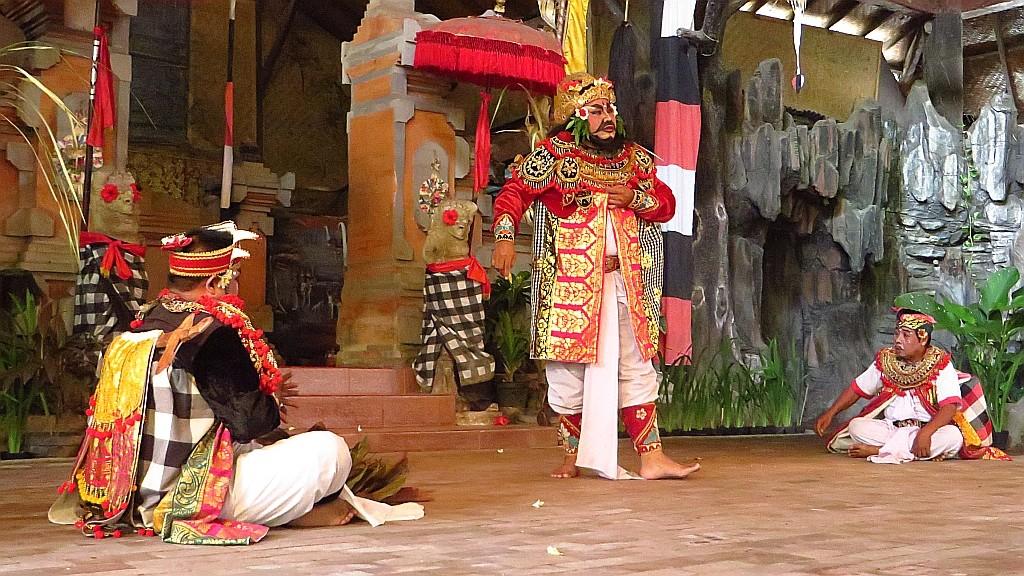 Zdjęcia: okolice Ubud, Bali, Taniec Barong, INDONEZJA