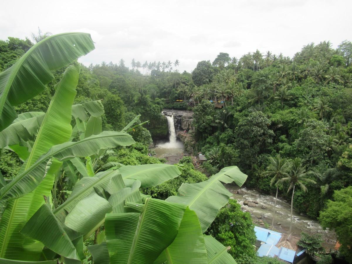 Zdjęcia: Tegenungan Waterfall, Ubud, Wodospad I, INDONEZJA