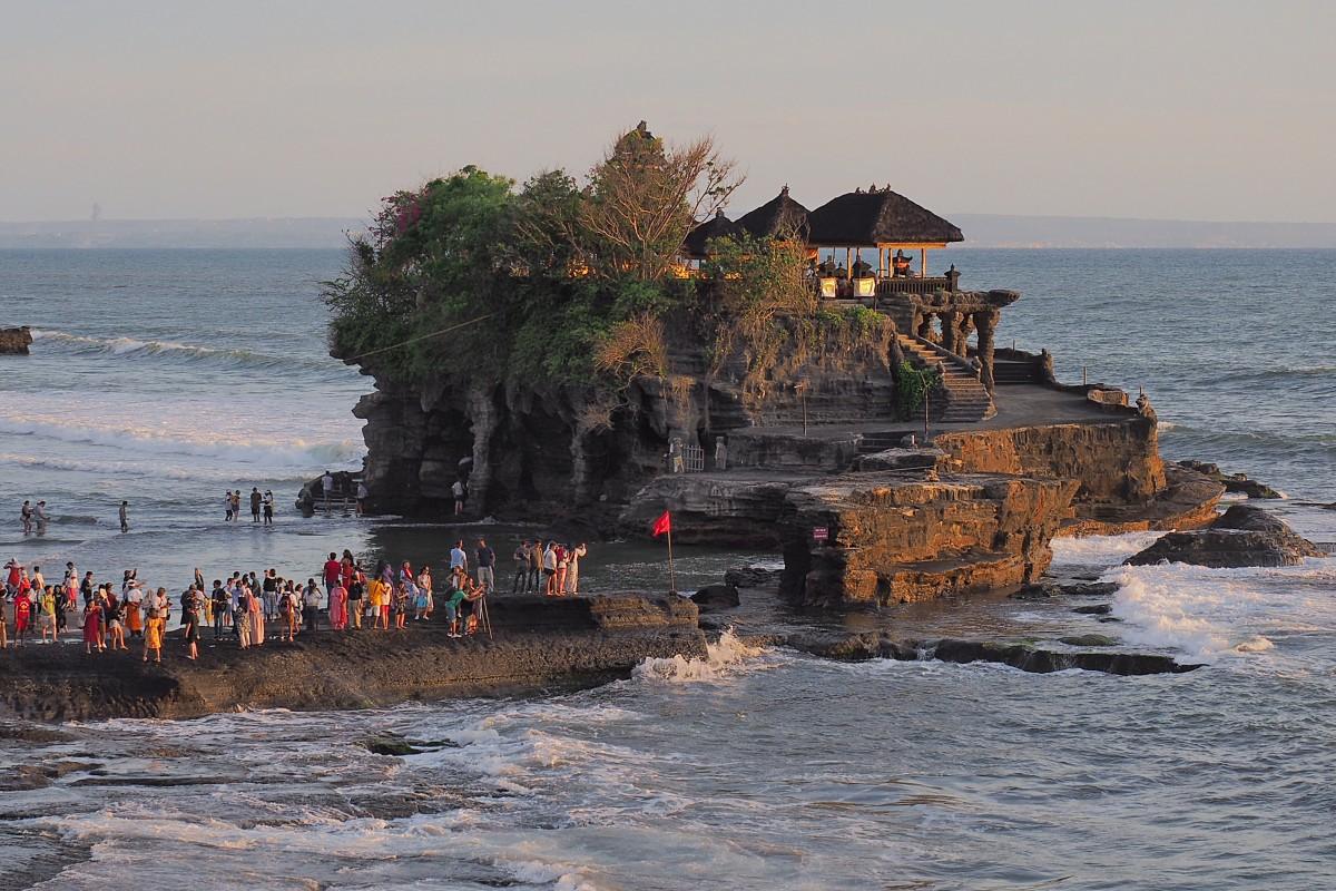 Zdjęcia: Beraban, Bali, Pura Tanah Lot, INDONEZJA