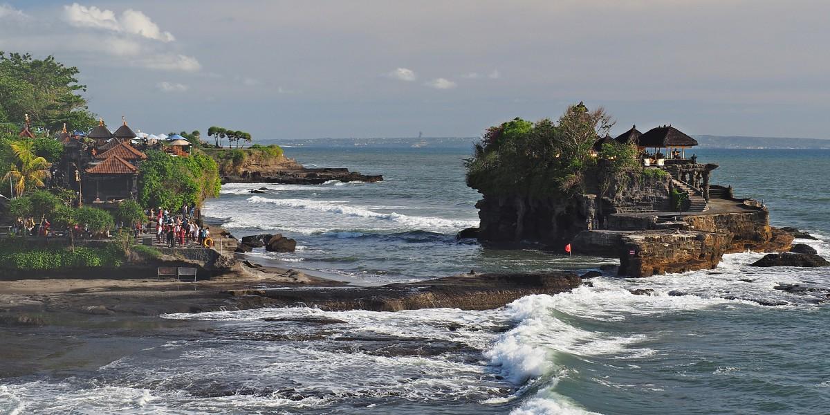 Zdjęcia: Beraban, Bali, Pura Tanah Lot (II), INDONEZJA