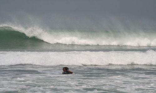 Zdjęcie INDONEZJA / Bali / Kuta / oczekiwanie