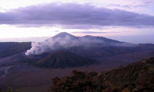 Zdjecie INDONEZJA / Jawa / Bromo / wulkan Bromo