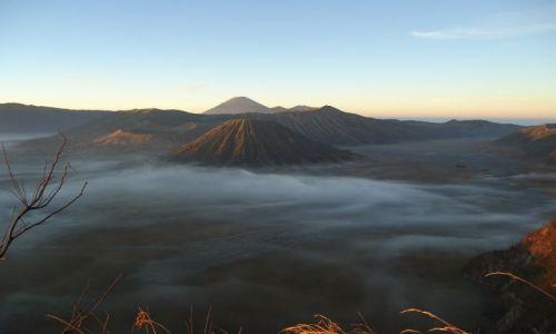 Zdjecie INDONEZJA / Jawa / Tengger / Wielka trójka