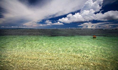 INDONEZJA / Bali / Sanur / Sanur Beach