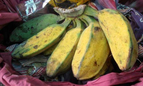 Zdjecie INDONEZJA / malang / bazar / banany