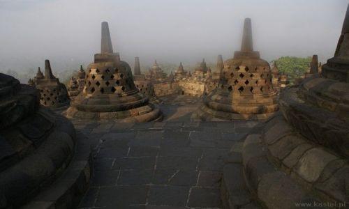 Zdjęcie INDONEZJA / Java / Borobudur / Borobudur