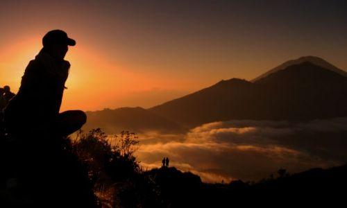 Zdjecie INDONEZJA / - / Bali / Wulkany